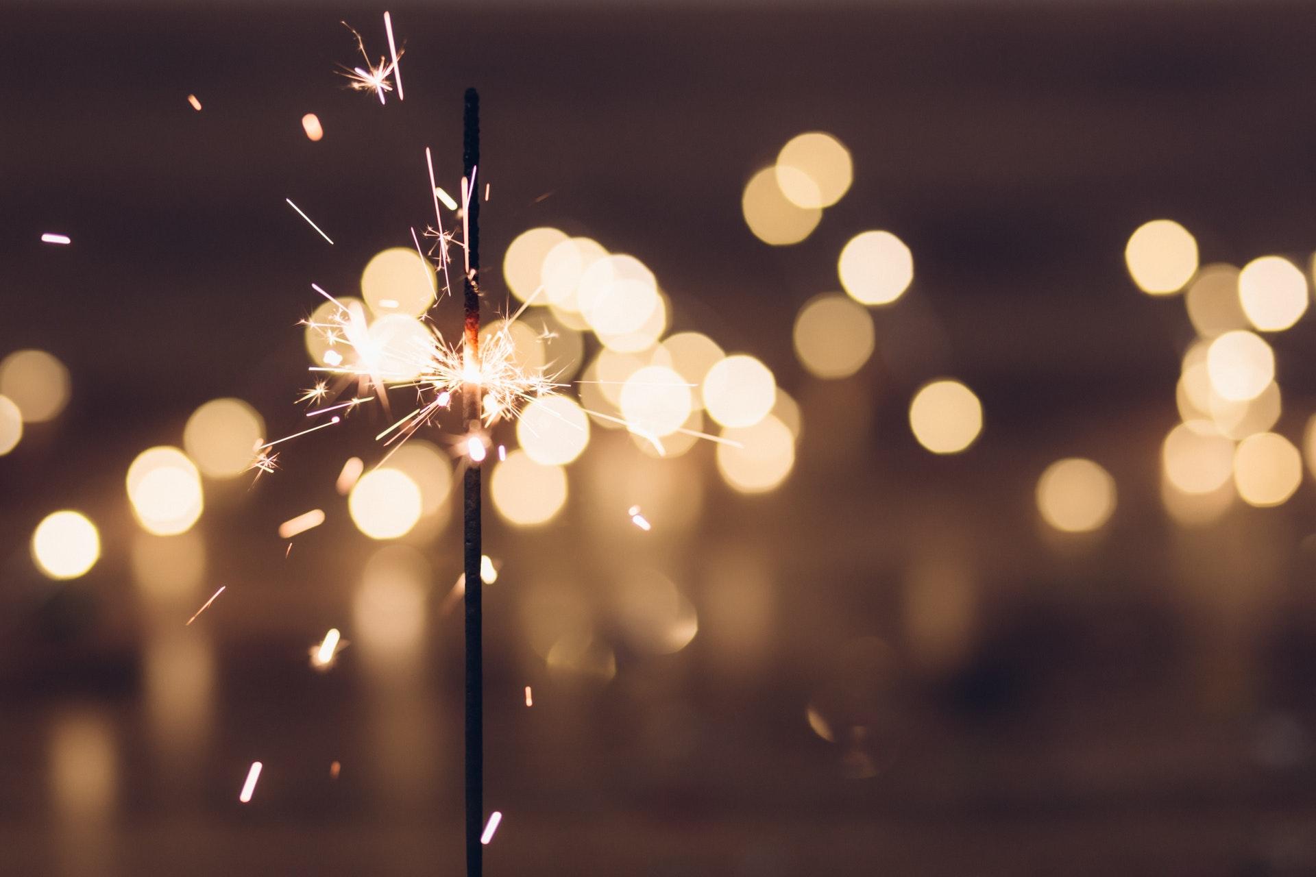 Sparkler -- Celebration