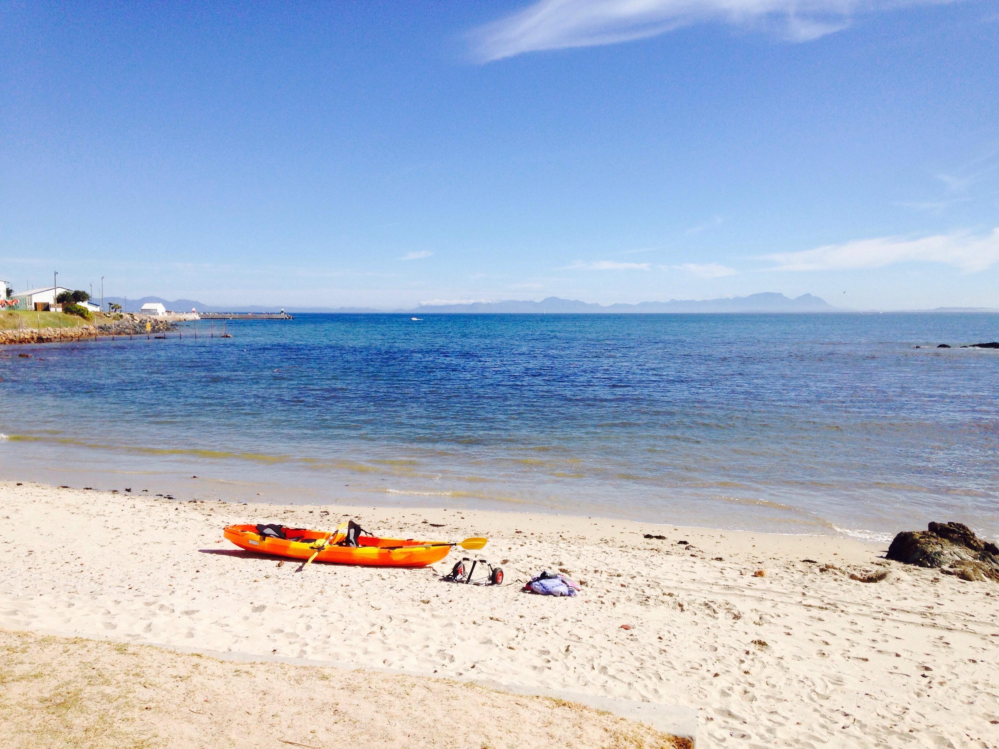 Gordons Bay beach